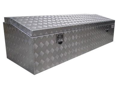 Aluminium kist open laadbak